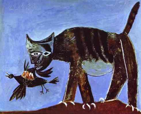Picasso_bird1938