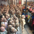 Les marionettes, Torino